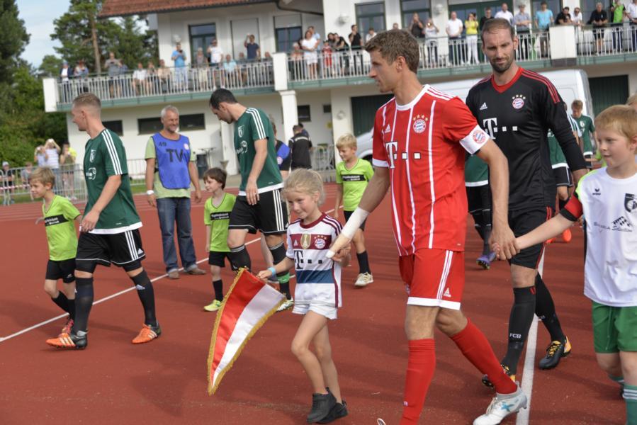 BCF gegen FC Bayern München